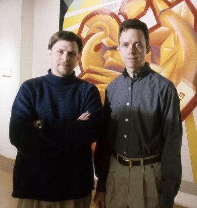 Steve & Joe Winhusen